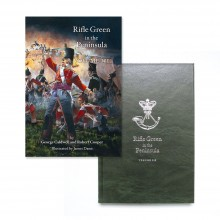 Rifle Green in the Peninsula Volume III