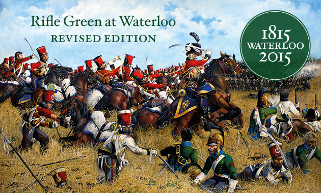 Rifle Green at Waterloo—Revised Edition