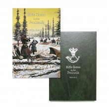 Rifle Green in the Peninsula Volume I