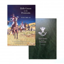 Rifle Green in the Peninsula Volume II