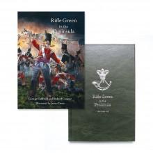 Rifle Green in the Peninsula Volume III